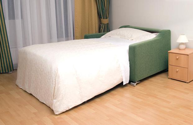 Schlafsessel ausziehbar  Ausziehbarer Sessel Hersteller K. Summerer - Hochwertige ...