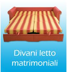 Divani letto matrimoniali K. Summerer - la manifattura italiana ...